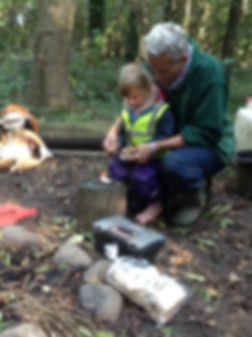 Alphabet House Forest Schools Chilwell 4