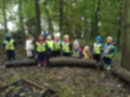 Alphabet House Forest Schools Chilwell 2