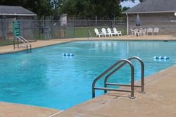 Photo of city swimming pool