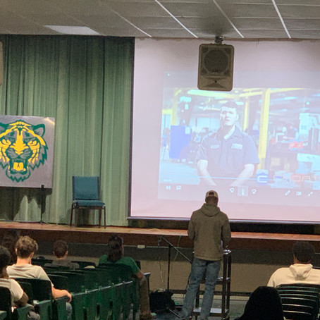 Choate Engineering Performance and City of Bolivar Forge Partnership