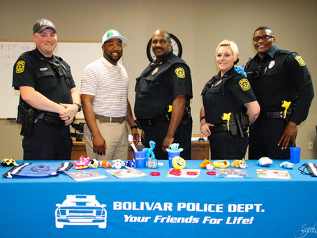Bolivar Police Department Implements Community Relations Initiative
