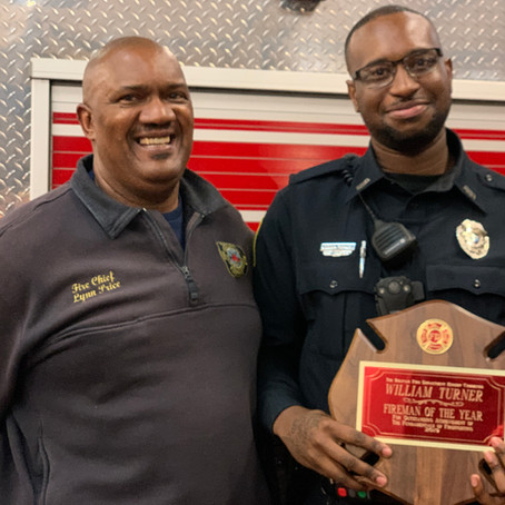 Bolivar Fire Department Honors Two For Service