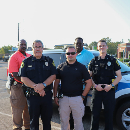 Bolivar Police Department Takes Top Honors