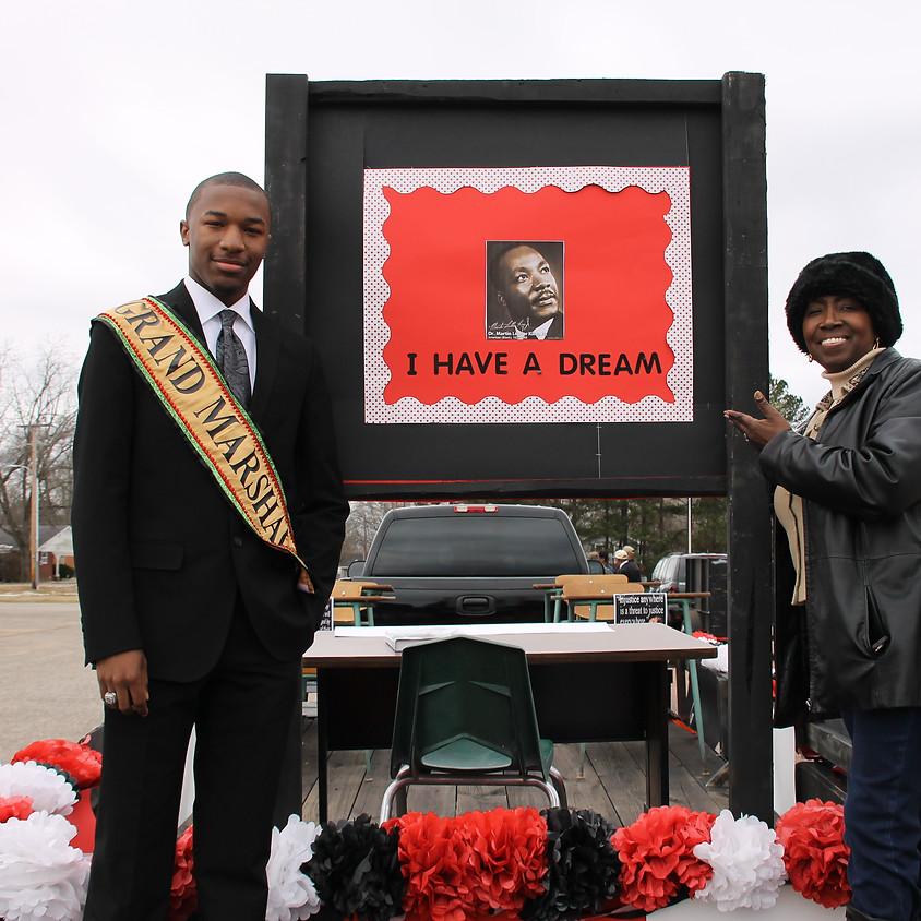 Dr. Martin Luther King, Jr. Parade (RESCHEDULED)