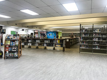 Library Floor Area