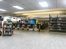 Library Floor Area
