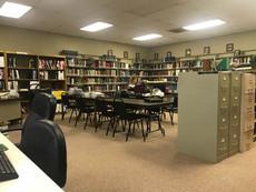 Geneaology Room
