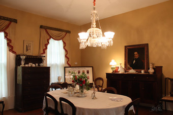 Photo of dining room - The Pillars