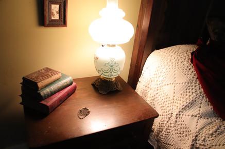 Photo of night stand
