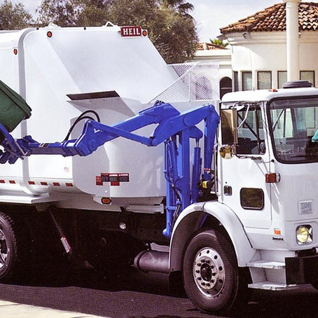 Sanitation Collection Changes