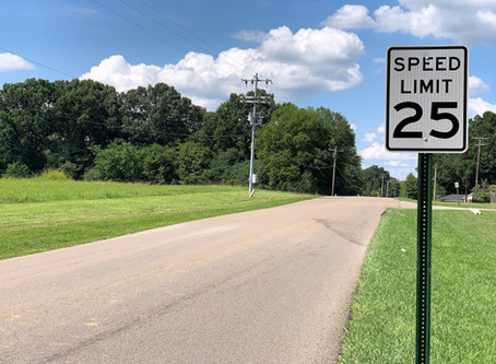 City Reduces Speed Limit in Residential Neighborhoods