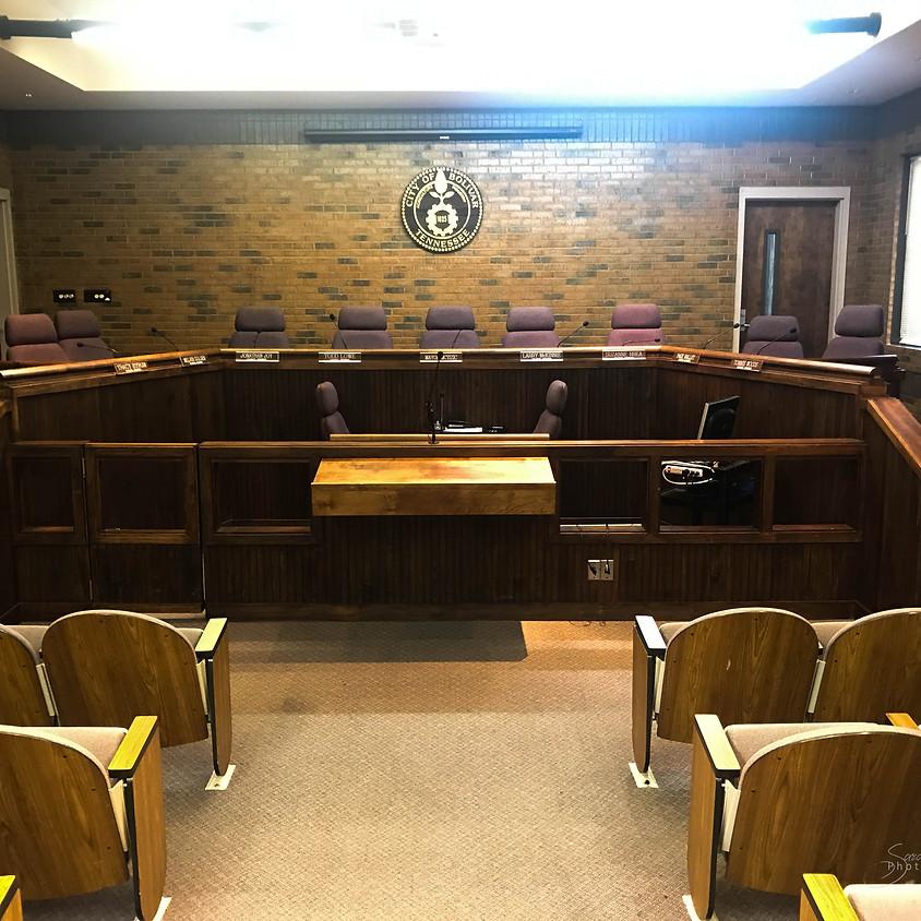 Bolivar City Council Meeting