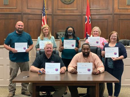 WRAP Brings Awareness to Local Communities