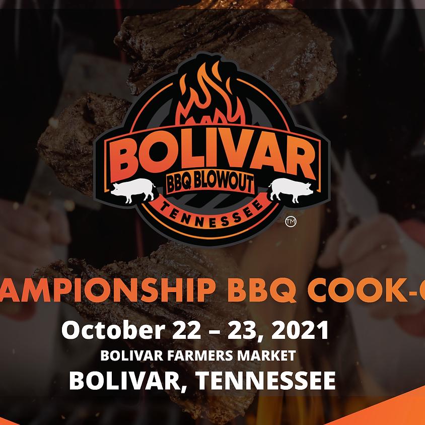 Bolivar BBQ Blowout & Music Festival