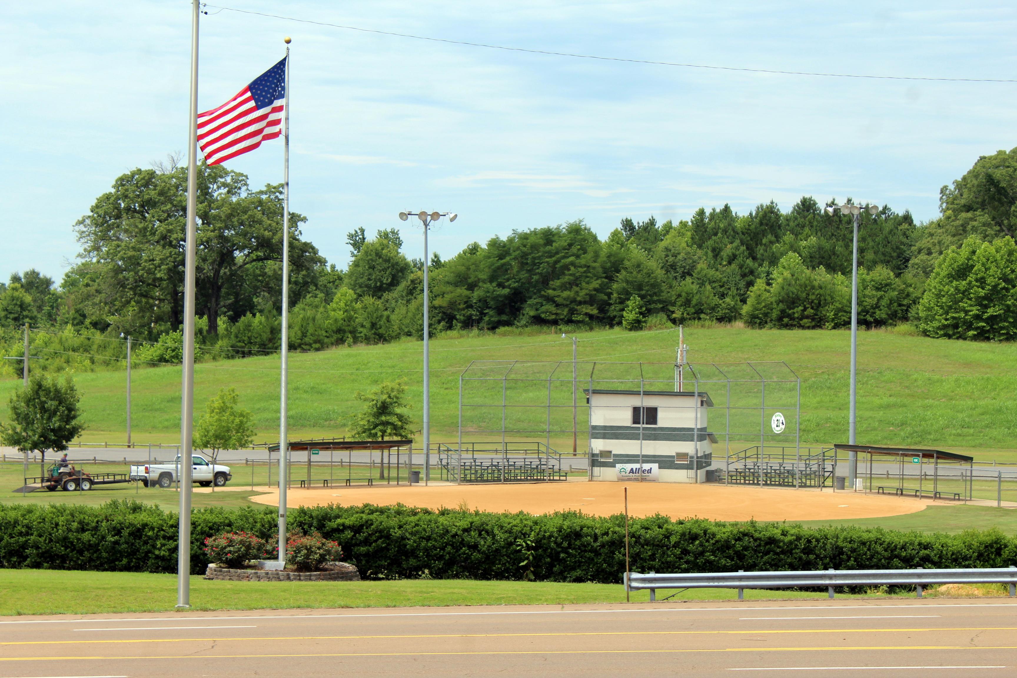 Photo of Softball Field