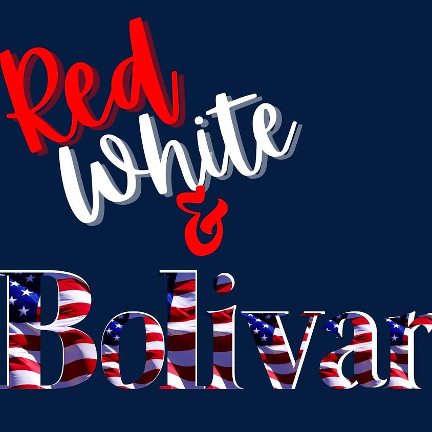 Red, White, & Bolivar