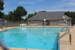 Photo of city pool