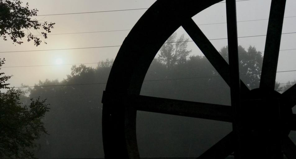 Sunrise at Hatchie
