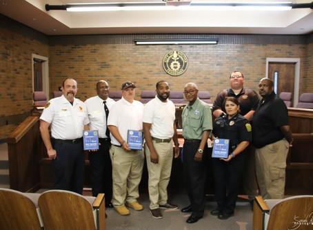 Hometown Heroes Honored