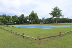 Frog Town Park Basketball Court