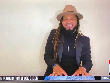 Bolivar Native Performs on Grand Stage