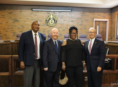 City Council Members Sworn In