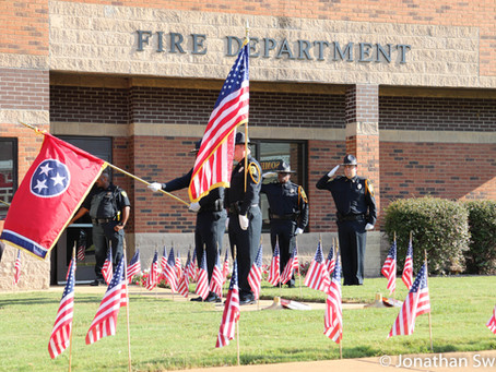 City of Bolivar Remembers