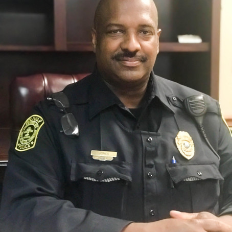 Michael Jones Appointed to Lead Bolivar Police Department
