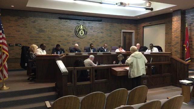 Bolivar City Council Meeting - January 14, 2019