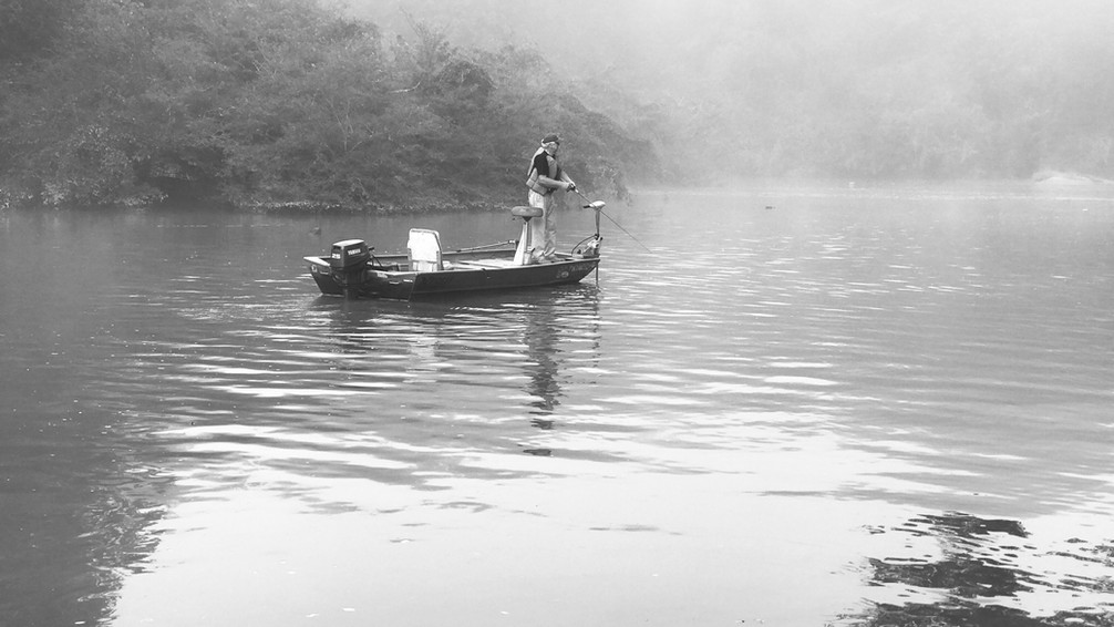 Fishing on the Hatchie River