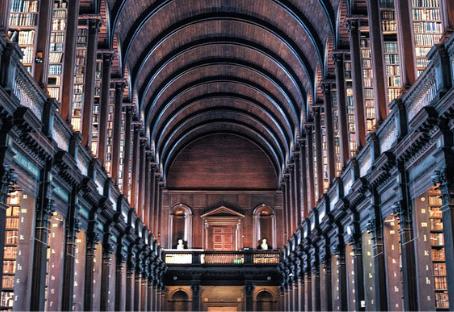 Turismo literário durante o intercâmbio na Irlanda