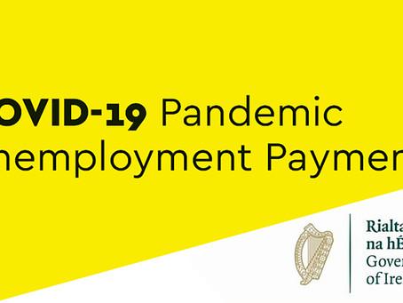 COVID-19: Saiba como aplicar para a ajuda governamental irlandesa
