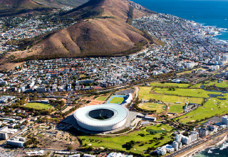 África do Sul: Intercâmbio na Cidade do Cabo