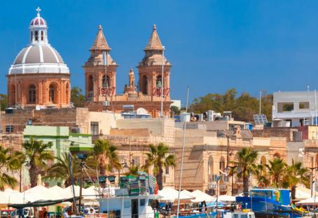 História, belas paisagens e muito mais você encontra no seu intercâmbio em Malta