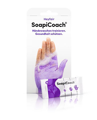 25x SoapiCoach 3ml