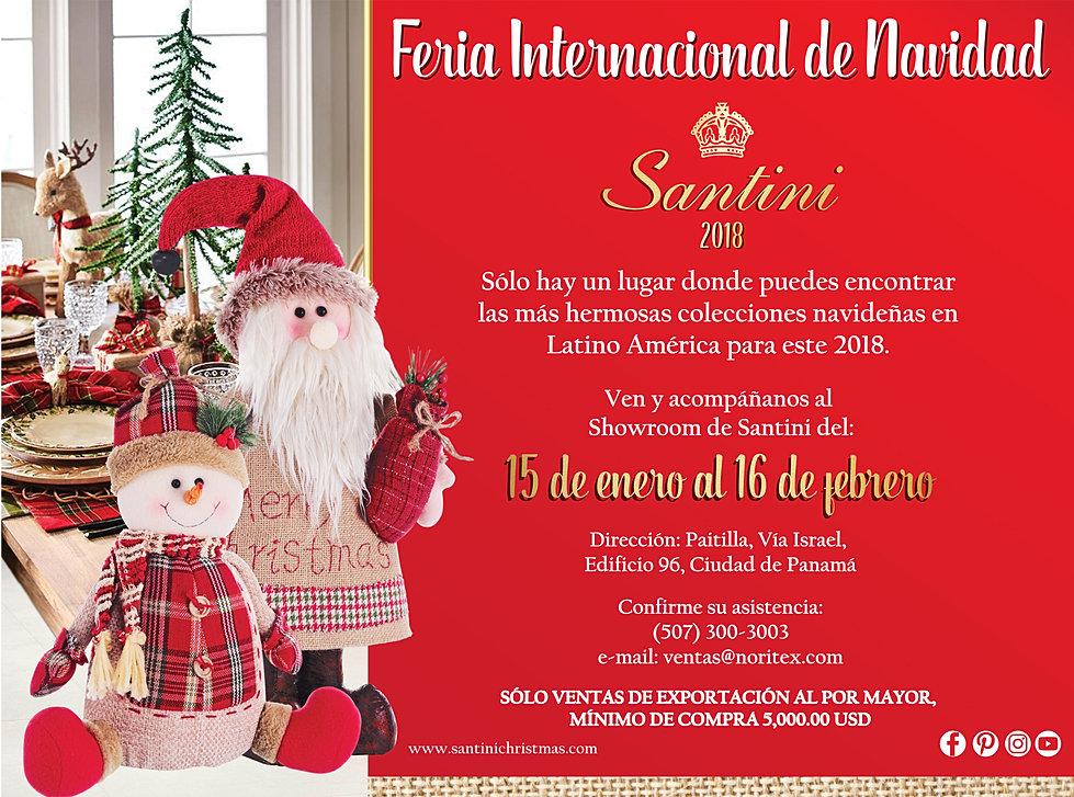 Santini navidad - Adornos navidad por mayor ...