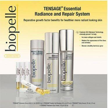 Biopelle Tensage Radiance and Repair Kit