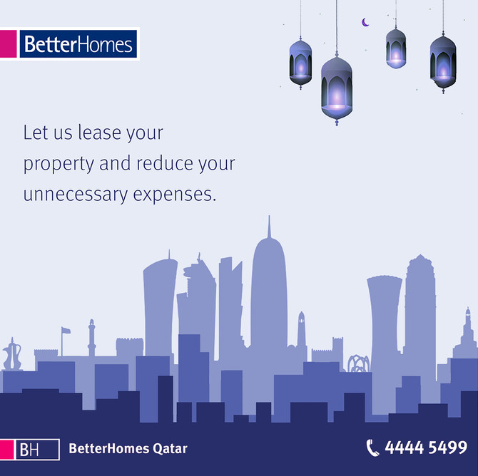 Are you looking for hassle free Property Management Services? Call Better Homes Qatar - 4444 5499 or