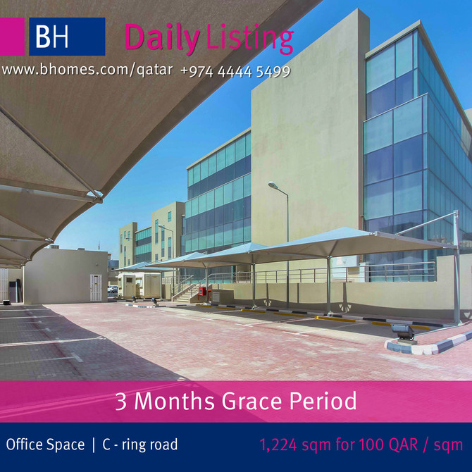Special Offer for Office Space  in C-Ring Rd  Bright & Spacious OfficeSpace available for rent i