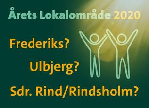 Sdr.Rind-Rindsholm NOMINERET