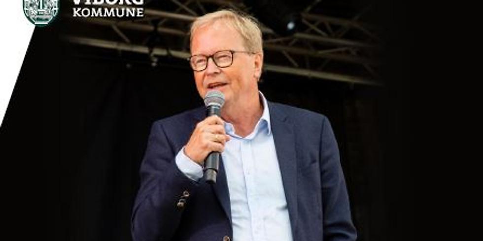 Mød Ulrik Wilbek i Rødkærsbro