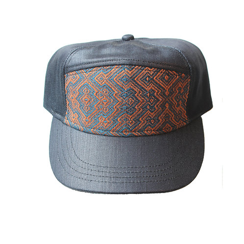 Waxed Denim Jimmy Hat