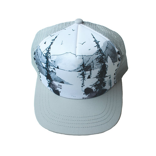 Inked Trees Hat