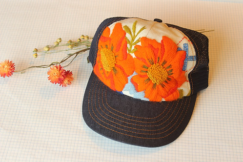 Sunflower Shirley Hat