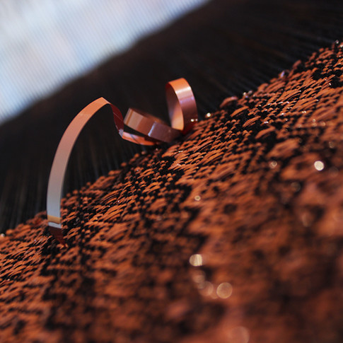 Cassette Tape Weaving