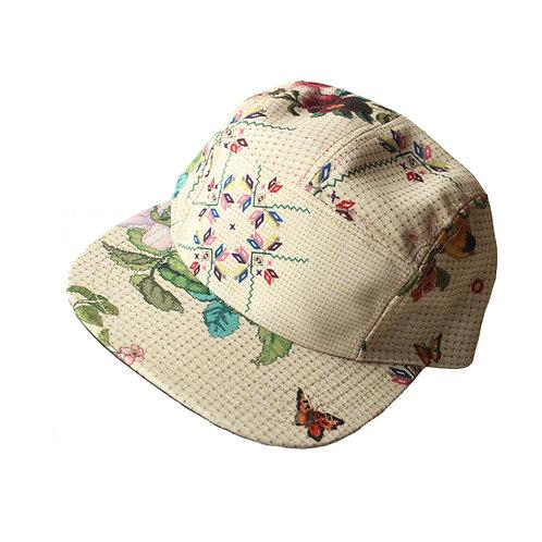 The Betty Hat, 5 panel design
