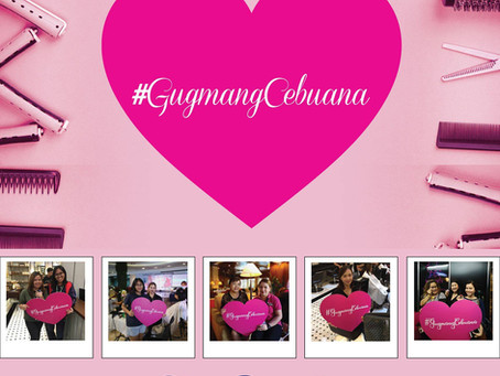 #GugmangCebuana yesterday, today and tomorrow!