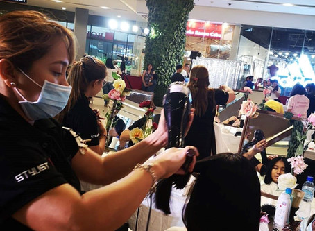 Free Haircut for a Cause