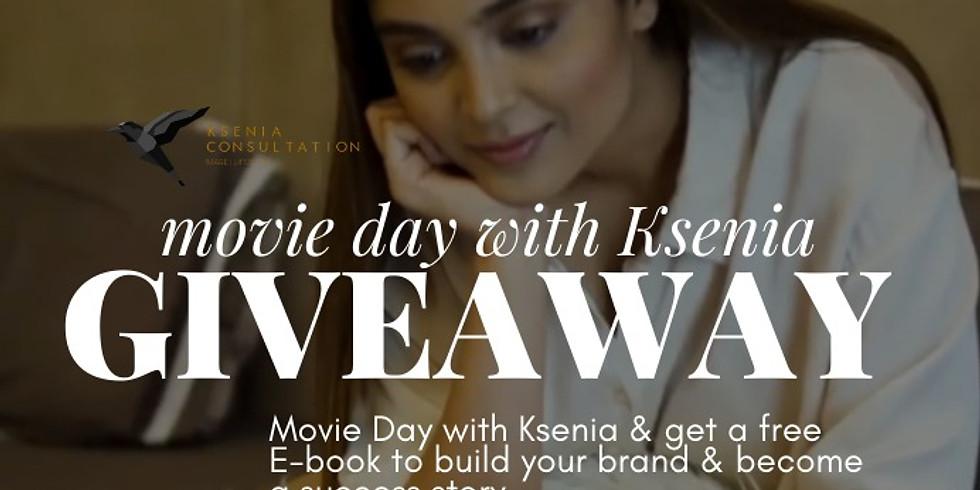 Movie Day with Ksenia