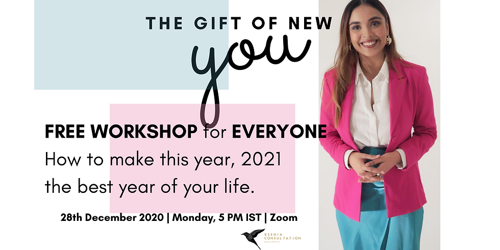 The Gift Of New You